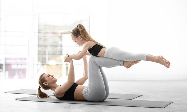 Πώς θα σηκωθούν από τον καναπέ τα παιδιά για να γυμναστούν (vid)
