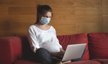 #Μένουμε_σπίτι και φροντίζουμε την εγκυμοσύνη μας: Συχνές ερωτήσεις εγκύων για τον κορονοϊό