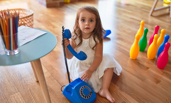 Μοντεσσοριανή εκπαίδευση στο σπίτι: Παιχνίδι για παιδιά προσχολικής ηλικίας (vid)
