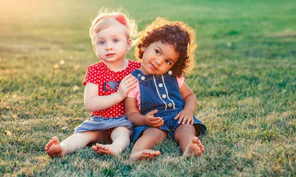 Από ποια ηλικία τα παιδιά μαθαίνουν να κάνουν φίλους; (pics)