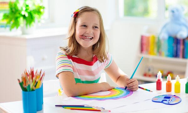 #Μένουμε_ σπίτι και ζωγραφίζουμε τη δική μας ιστορία της πανδημίας - Μια δράση για παιδιά