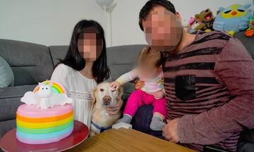 Kόρη διάσημου Έλληνα μπαμπά έγινε ενός - Δείτε πώς γιόρτασαν τα γενέθλιά της στο σπίτι (pics)