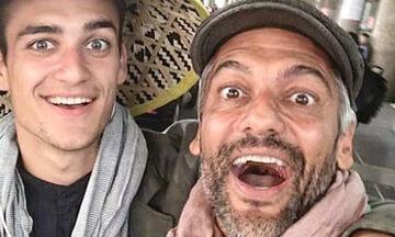Στέλιος Κρητικός: Το νέο ξεκαρδιστικό Tik Tok βίντεο με τους γιους του αξίζει να το δεις (vid & pic)
