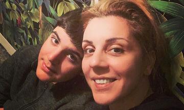 Ματίνα Νικολάου: Η τρυφερή φωτογραφία και τα μυστικά με τον… γιο της!