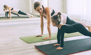 Pilates για παιδιά 3 έως 7 ετών (vid)