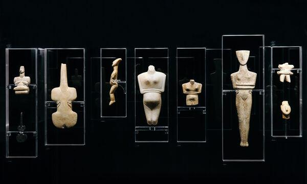 Μουσείο Κυκλαδικής Τέχνης: Οnline περιήγηση στην έκθεση «Κυκλαδική Κοινωνία-5000 χρόνια πριν»