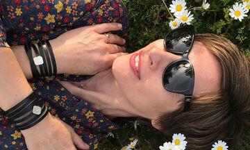 Βίκυ Βολιώτη: Φωτογράφησε την κόρη της μετά από καιρό - Η Άννα μεγάλωσε πολύ (pics)