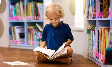 Εύκολες ασκήσεις με γράμματα και λέξεις για παιδιά Α' Δημοτικού - Εκτυπώστε τις