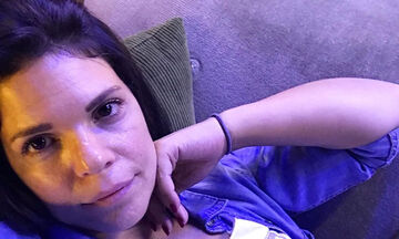 Μαρίνα Ασλάνογλου: Δείτε με τι παίζει στον κήπο του σπιτιού ο γιος της (pics)