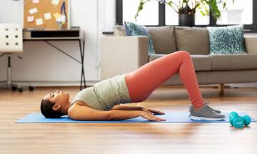 Ασφαλείς ασκήσεις Kegel για μετά τον τοκετό που μπορείτε να κάνετε στο σπίτι (vid)