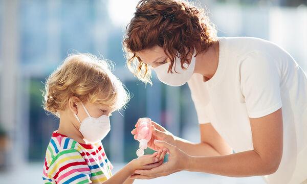 Το παιδί σας φοβάται την προστατευτική μάσκα; Τι μπορείτε να κάνετε