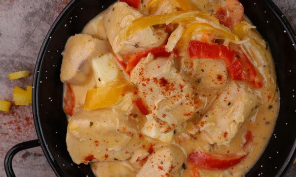 Συνταγή για την πιο νόστιμη τηγανιά κοτόπουλο