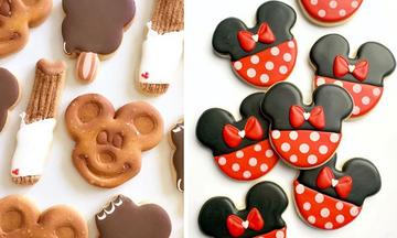 Επτά ιδέες για να φτιάξετε εντυπωσιακά μπισκότα εμπνευσμένα από την Disney (pics)