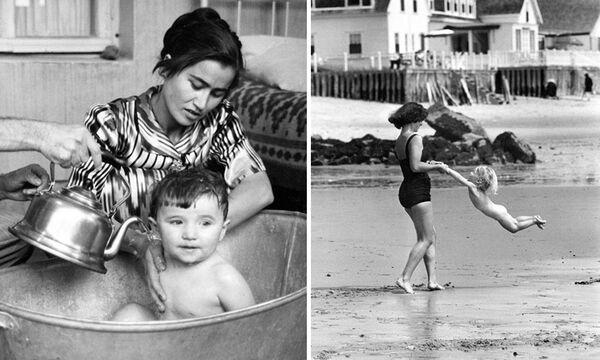 Γιορτή της Μητέρας: Αυτές οι παλιές φωτογραφίες μαμάδων θα σας συγκινήσουν (pics)