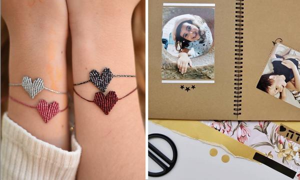 Γιορτή της Μητέρας: Ιδέες για αυτοσχέδια δώρα της τελευταίας στιγμής (pics)