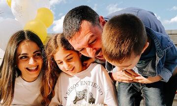 Μάνος Παπαγιάννης-Αγγελική Δαλιάνη: Η κόρη τους είχε γενέθλια - Φώτο από το πάρτι της (pics)