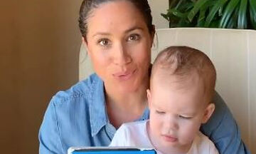 Meghan Markle-Πρίγκιπας Harry: Δημοσίευσαν καινούριο βίντεο του γιου τους με αφορμή τα γενέθλιά του