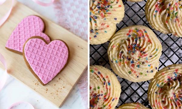 Γιορτή της Μητέρας: 10 ιδέες για εντυπωσιακά μπισκότα που μπορείτε να φτιάξετε για την ημέρα αυτή