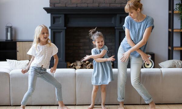 Zumba για παιδιά: Εύκολο δίλεπτο πρόγραμμα χορού (vid)