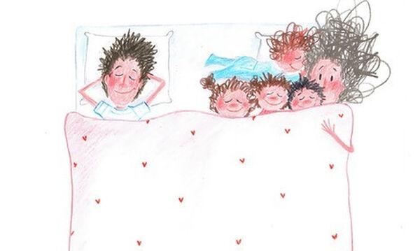 Τα σκίτσα αυτής της μαμάς τεσσάρων παιδιών απλά θα τα λατρέψετε (pics)
