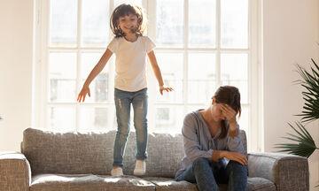 Πώς μια μαμά θα αντιμετωπίσει τις ημικρανίες τώρα που η ζωή της άλλαξε (pics)