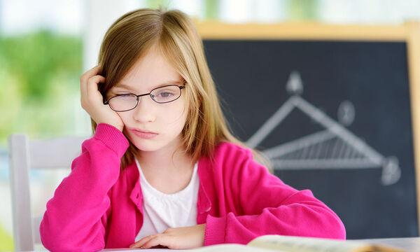 Τι προκαλεί το παιδικό άγχος και πώς μπορούμε να βοηθήσουμε το παιδί; (pics)
