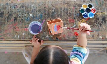 «Μαμά, βαριέμαι» - Ιδέες για δημιουργικά παιχνίδια & δραστηριότητες στο μπαλκόνι σας (pics & vid)