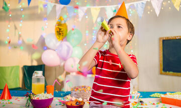 8 τρόποι να διοργανώσετε στο παιδί σας ένα υπέροχο πάρτι γενεθλίων αυτή την περίοδο