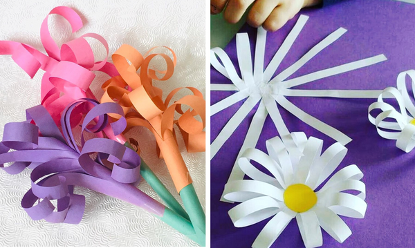 Επτά χειροτεχνίες με λουλούδια που θα θέλετε να κάνετε και εσείς στο σπίτι με τα παιδιά (pics)