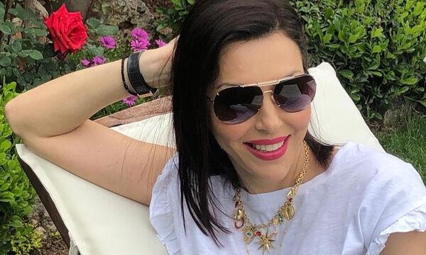 Σίσσυ Φειδά: Δε φαντάζεστε τι φόρεσε η κόρη της στο λούτρινο κουκλάκι της (pics)