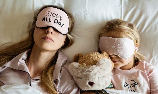 Τι είδους όνειρα βλέπουν οι μαμάδες την περίοδο αυτή;  (pics)