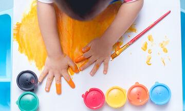 Ζωγραφική για παιδιά: Τα οφέλη και ιδέες για απίθανες δημιουργίες (vids)