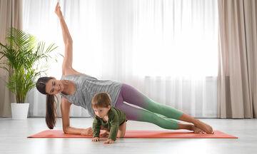 #Μένουμε_ασφαλείς: Ασκήσεις Yoga ειδικά σχεδιασμένες για παιδιά (vid)
