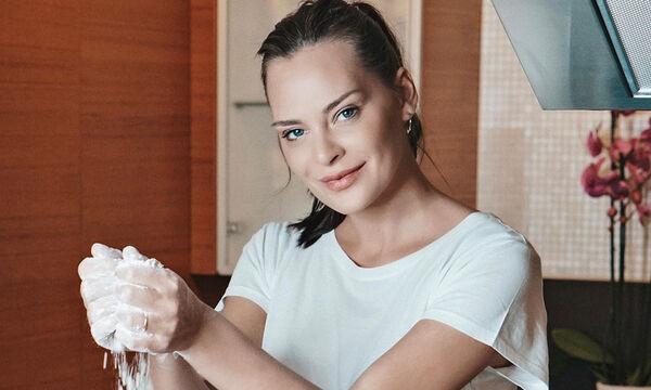 Υβόννη Μπόσνιακ: Μαγείρεψε κάτι που ούτε και η ίδια ξέρει τι είναι... Δείτε φωτογραφία