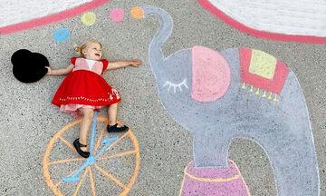Αυτές είναι οι πιο φανταστικές φωτογραφίες με παιδιά εν μέσω καραντίνας (pics)