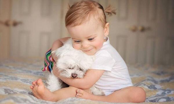 Η τρυφερή σχέση παιδιών και ζώων μέσα από τον φωτογραφικό φακό μίας μαμάς (pics)