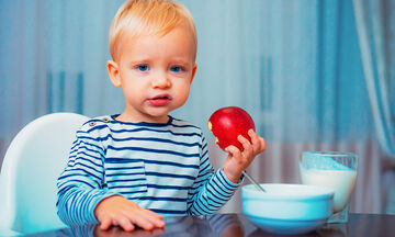 Παιδί και διατροφή: Δέκα τροφές για έξυπνα παιδιά (pics)