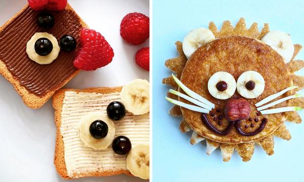 Δέκα ιδέες για να φτιάξετε το πιο ευφάνταστο κυριακάτικο πρωινό στα παιδιά σας (pics)