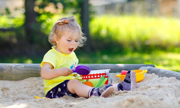 «Μαμά, βαριέμαι» - Δέκα δραστηριότητες για νήπια εντός και εκτός σπιτιού