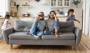 Διαχείριση θυμού: Τεχνικές που χρησιμοποιούν οι γονείς για να μη χάσουν την ψυχραιμία τους  (pics)
