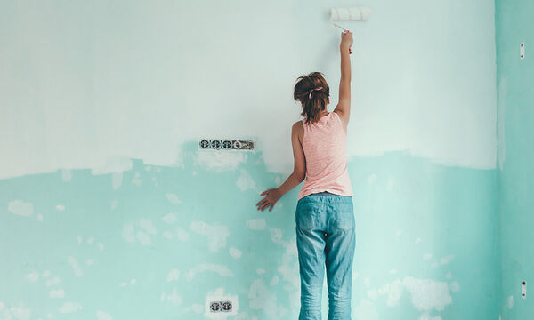 Τέσσερις ιδέες για απίθανες τοιχογραφίες στο παιδικό δωμάτιο που μπορείτε να κάνετε και μόνες σας
