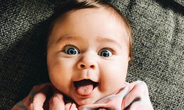 Οι αστείες γκριμάτσες των μωρών - Απίθανες φωτογραφίες που θα σας φτιάξουν τη μέρα (pics)