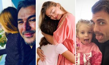 Ποια παιδιά διάσημων μαμάδων και μπαμπάδων της ελληνικής showbiz γιορτάζουν σήμερα; (pics)