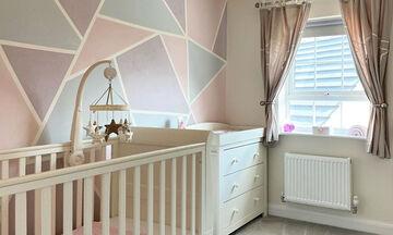 Δέκα παστέλ παιδικά δωμάτια που θα σας εμπνεύσουν (pics)