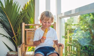 Σπιτικές γρανίτες φρούτων - Ενισχύστε το ανοσοποιητικό των παιδιών με λαχταριστό τρόπο (pics)