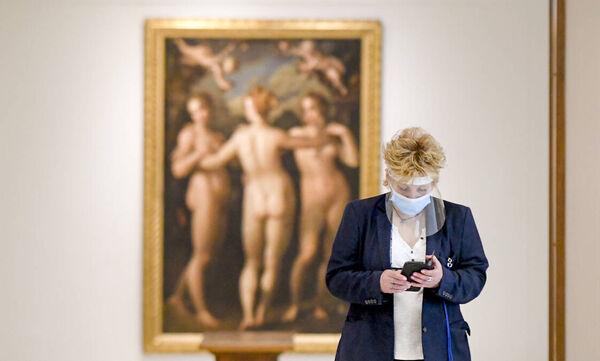 UNESCO: Περισσότερα από ένα στα δέκα μουσεία στον κόσμο κινδυνεύουν να κλείσουν λόγω της πανδημίας