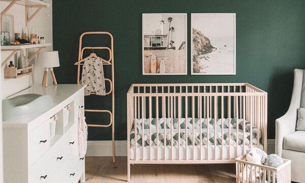 Πράσινο παιδικό δωμάτιο: Δέκα προτάσεις που θα σας εμπνεύσουν (pics)