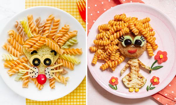 Οκτώ ιδέες για να μετατρέψετε ένα απλό πιάτο με μακαρόνια σε... έργο τέχνης (pics)