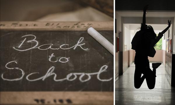 Despοina's little stories: «Μαμά θέλω το σχολείο μου πίσω»
