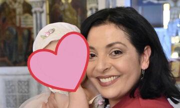 Βασιλική Ανδρίτσου: Μας δείχνει πώς στόλισε την κούνια της κόρης της για το καλοκαίρι (pics)